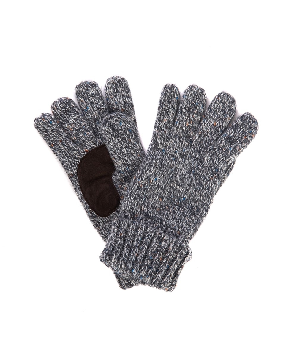 Barbour Whitfield Gloves Grey