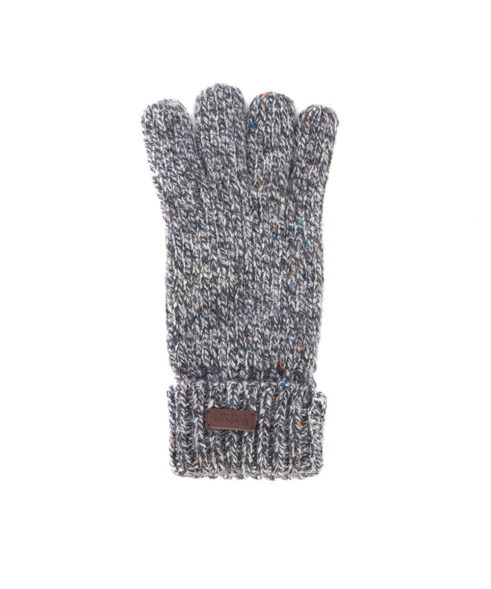 Barbour Whitfield Gloves Grey Barbour Lifestyle