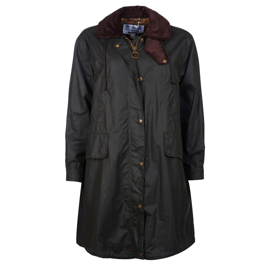 Barbour Thirkleby Wax Jacket Barbour Lifestyle Regular Fit