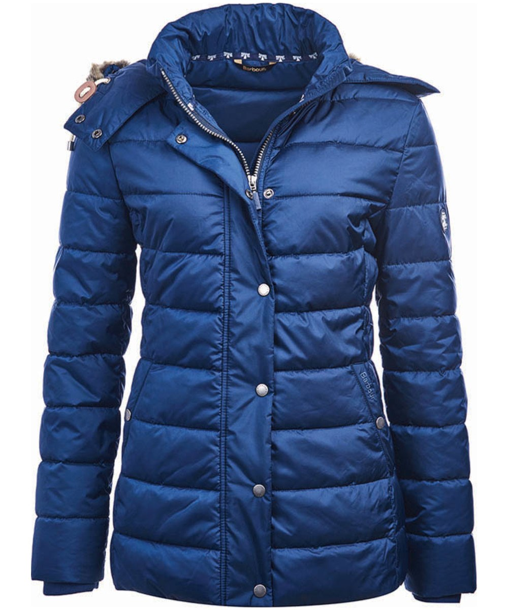 Barbour Barbour Shipper Quilt Navy Barbour Countrywear