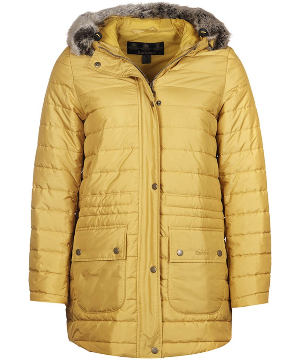 Barbour Ascott Quilt Gold Barbour Countrywear
