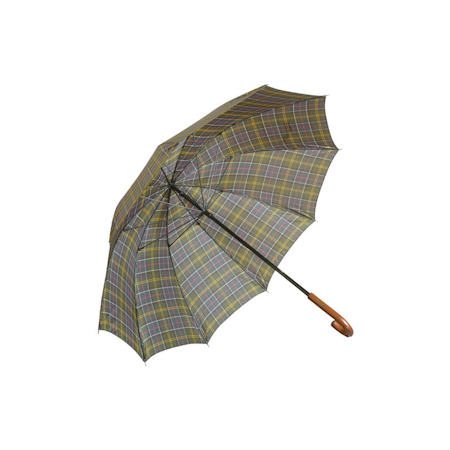 Barbour Tartan Golf Umbrella Barbour Lifestyle: from the Classic capsule