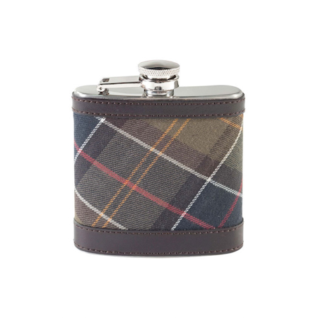 Barbour Hip Flask Barbour Lifestyle: from the Classic capsule