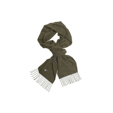 Barbour Barbour Plain Lambswool Scarf Seaweed Barbour Lifestyle: from the Classic capsule