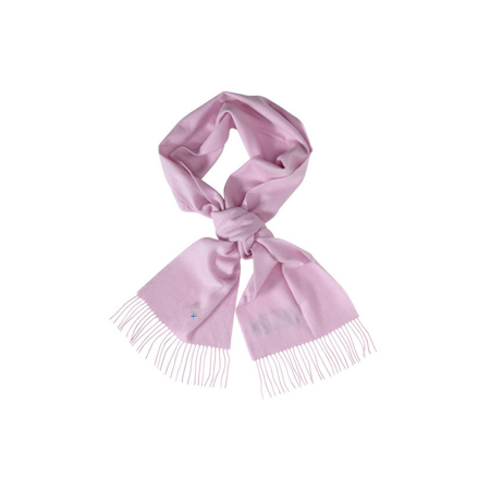 Barbour Plain Lambswool Scarf Pink Barbour Lifestyle: from the Classic capsule