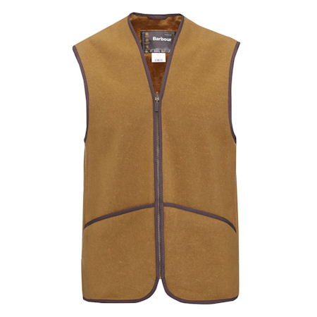 Barbour Warm Pile Waistcoat Zip-in Liner Barbour Lifestyle: from the Classic capsule