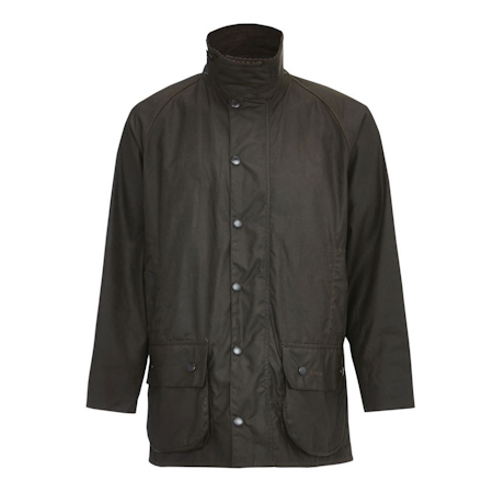 Barbour Classic Beaufort Jacket Olive Barbour Lifestyle: From the Classic collection