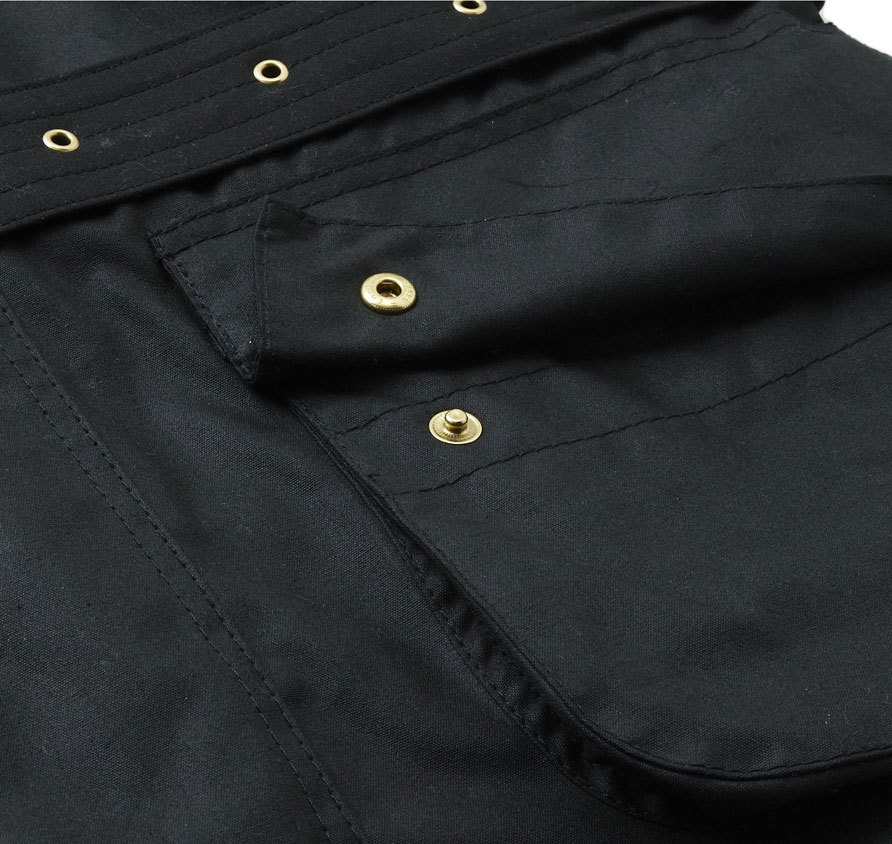 Barbour International Original Waxed Jacket