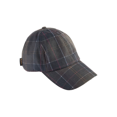 Barbour Barbour Tartan Wax Sports Cap Barbour Sporting: from the Shooting capsule