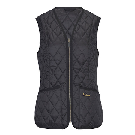 Barbour Barbour Betty Interactive Liner Black Barbour Lifestyle: from the Country capsule