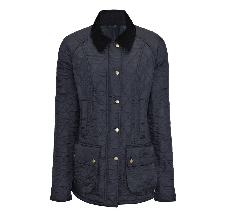 Barbour Beadnell® Polarquilt Jacket Navy Barbour Lifestyle: from the Classic capsule