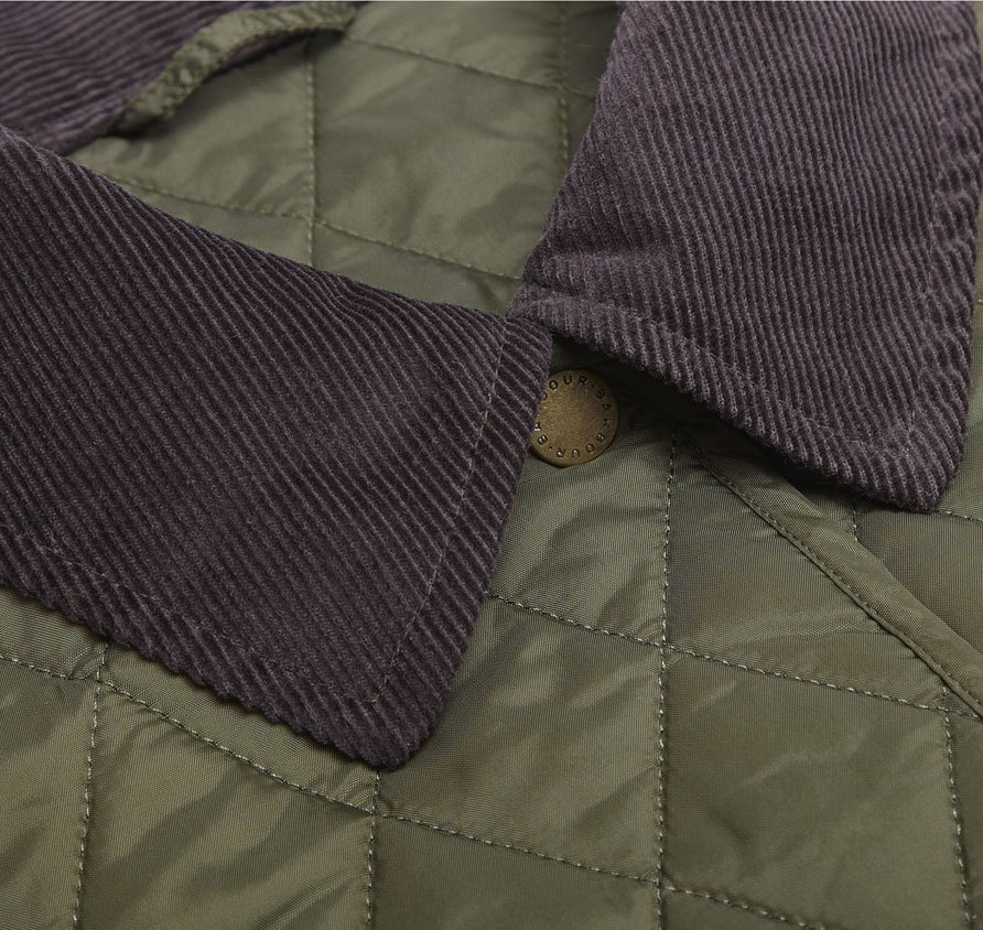Barbour Annandale Quilted Jacket Olive