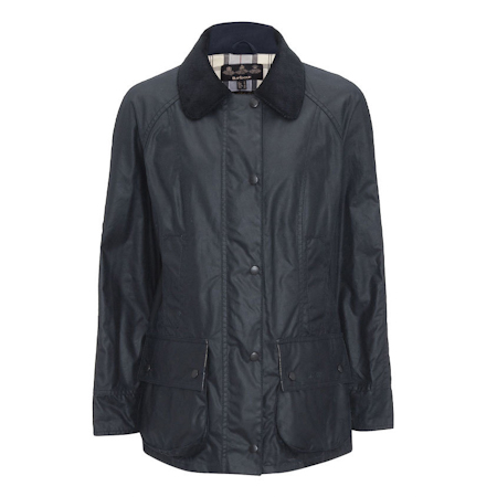Barbour Barbour Beadnell Waxed Navy Barbour Lifestyle: from the Country capsule