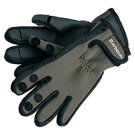 Barbour Neoprene Gloves Ideal para cazar!