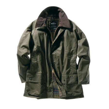 Barbour Beaufort Jacket Sage Todo un clásico