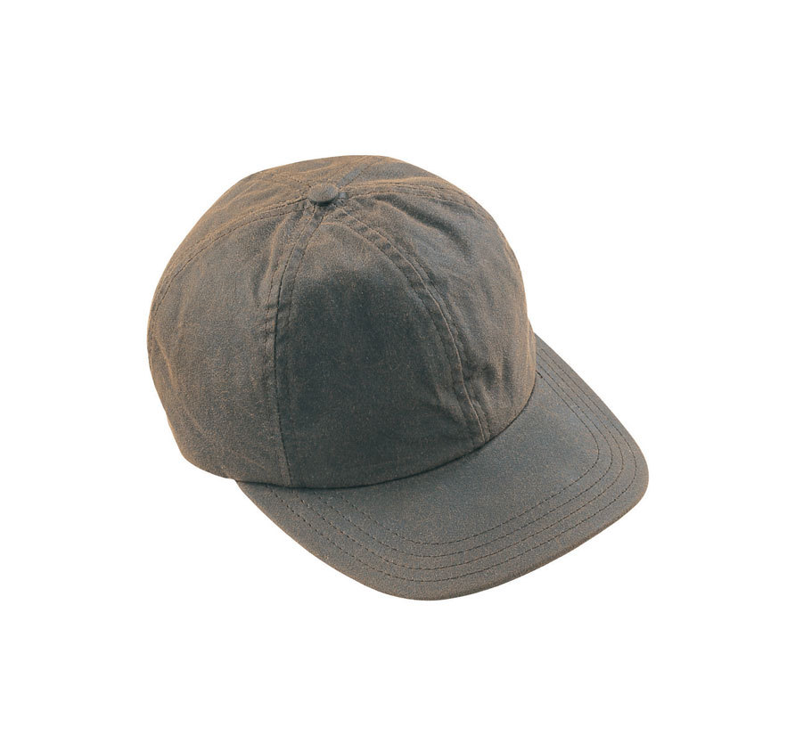 Barbour Wax Sports Cap Olive Barbour Sporting: from the Shooting capsule