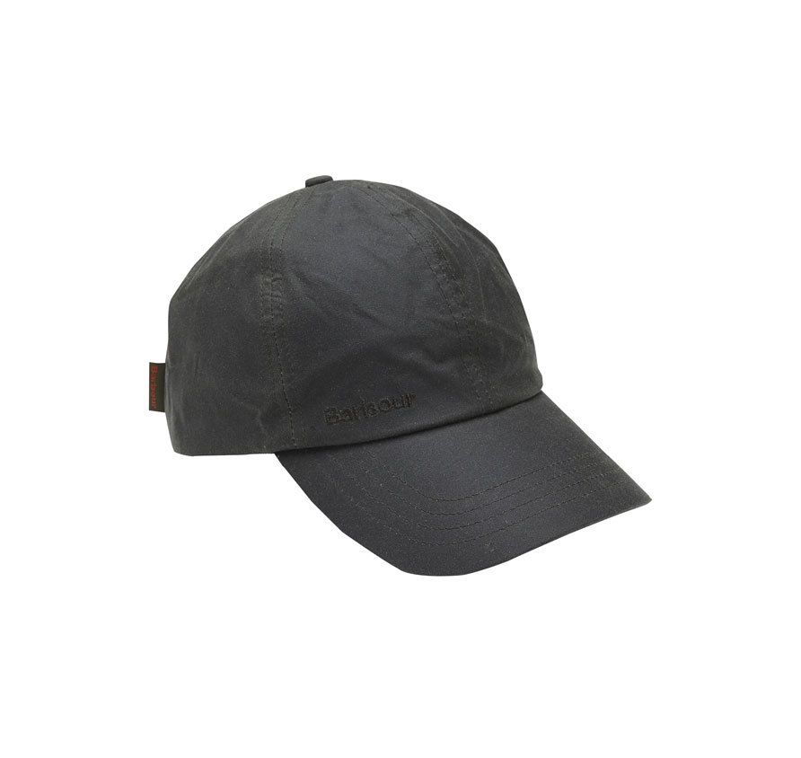 Barbour Wax Sports Cap Sage Barbour Sporting: from the Shooting capsule