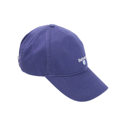 Barbour Branded Cascade Sports Cap Blue Barbour Lifestyle: From the Classic capsule