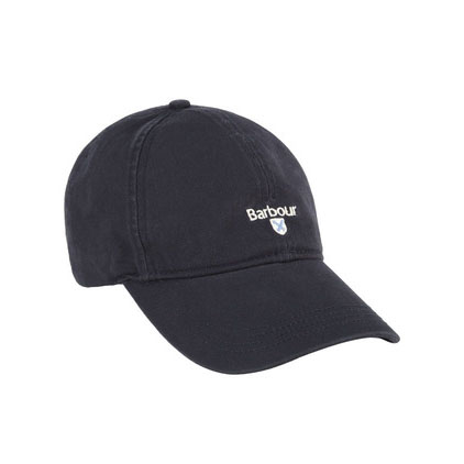 Branded Cascade Sports Cap Navy Barbour Lifestyle: From the Classic capsule