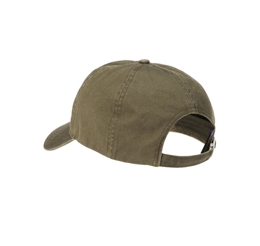 Branded Cascade Sports Cap Olive