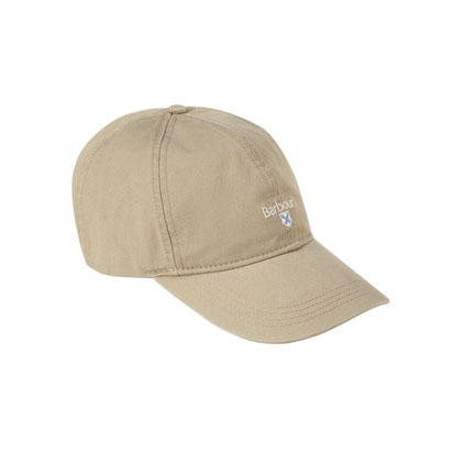 Branded Cascade Sports Cap Stone Barbour Lifestyle: From the Classic capsule