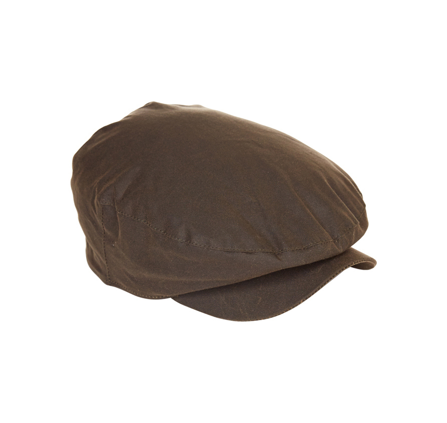 Barbour Cheviot Tartan Cap Olive Barbour Lifestyle: From the Classic collection