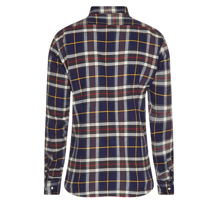 Barbour Castlebay Shirt Navy