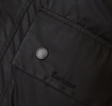 Barbour New Westmorland Waxed Jacket