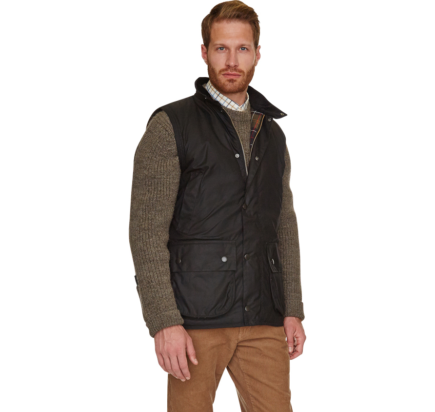 Barbour New Westmorland Waxed Jacket Barbour Sporting; From the Country collection