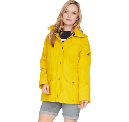 Barbour Trevose Jacket Yellow Barbour International: from the Seafarer collection