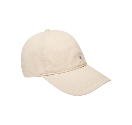 Branded Cascade Sports Cap Chalk Barbour Lifestyle: From the Classic capsule
