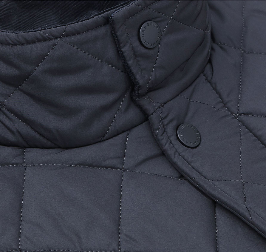 Barbour Chelsea Sportsquilt Jacket Navy
