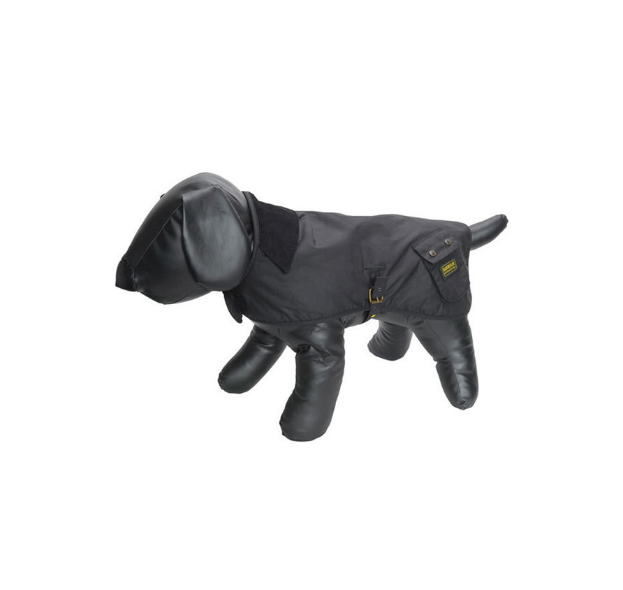 Barbour Dog Coat Black