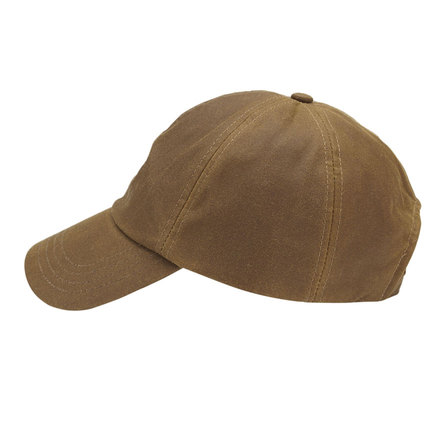 Barbour Wax Sports Cap Sandstone