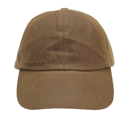 Barbour Barbour Wax Sports Cap Sandstone Barbour Sporting: from the Shooting capsule