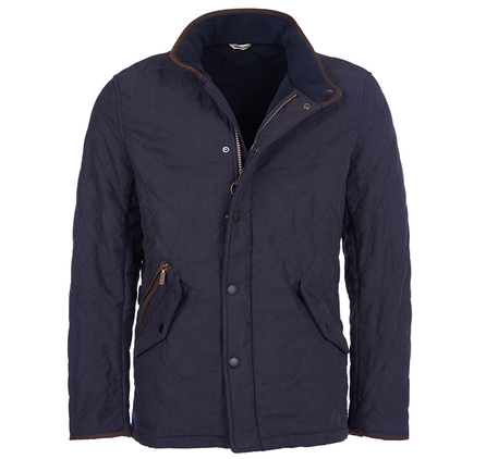 Barbour Bowden Quilted Jacket Navy Barbour Countrywear: From the Barbour Country collection