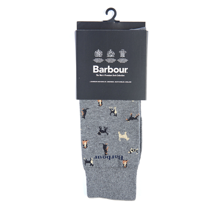 Barbour Barbour Mavin Socks Mid blue