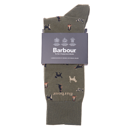 Barbour Barbour Mavin Socks Olive