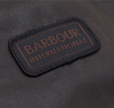 Barbour Duke Waxed Jacket Rustic