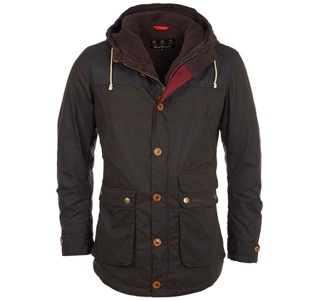 Barbour Barbour Game Parka Barbour Heritage: From the Homespun Tweeds collection