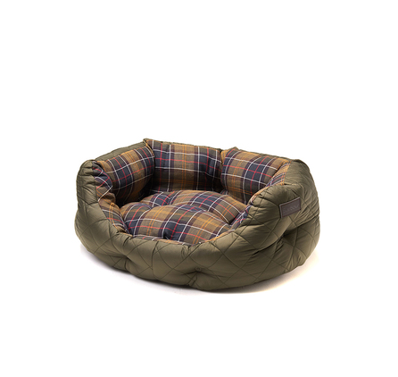 Barbour Medium Quilted Bed Dog 18´´