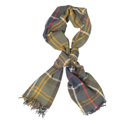 Barbour Barbour Superfine Tartan Scarf Barbour Lifestyle: from the Classic capsule