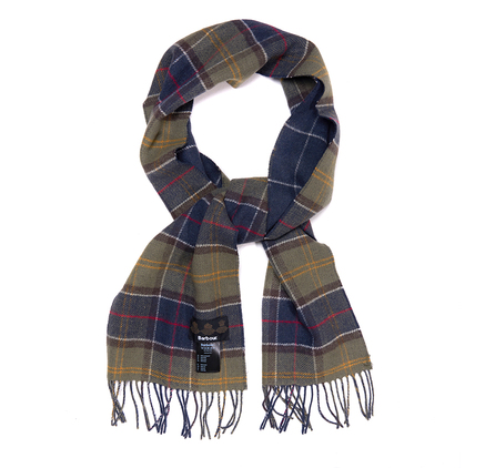 Barbour Aspen Tartan Scarf Classic Barbour Lifestyle: From the Classic collection