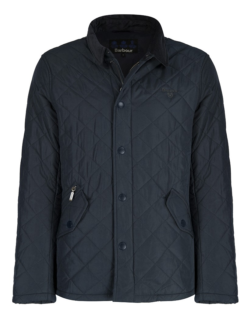 Barbour Putney Sport Jacket Navy Barbour Lifestyle: From the Classic collection