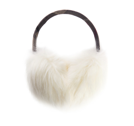 Barbour Carsten Earmuffs White Barbour Lifestyle: From the Spirit of Adventure collection