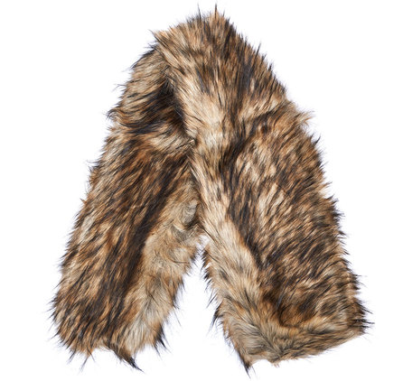 Barbour Fur Wrap