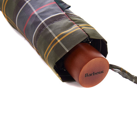 Barbour Tartan Handbag Umbrella Classic