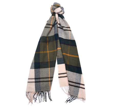 Barbour Rain Drop Scarf Ancient Barbour Heritage: From the Timeless Originals collection