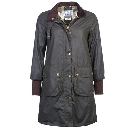Barbour Rain Mac Wax Jacket