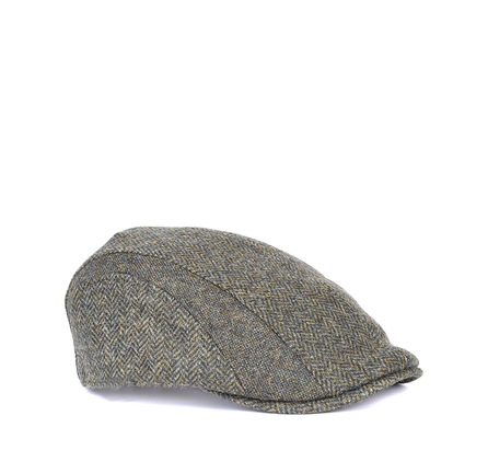 Barbour Herringbone Tweed Cap Barbour Lifestyle: From the Classic collection